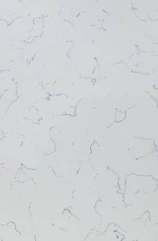 Cararra White Quartz Worktop