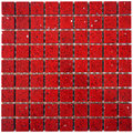 Red Quartz Mosaic - MnM Stone