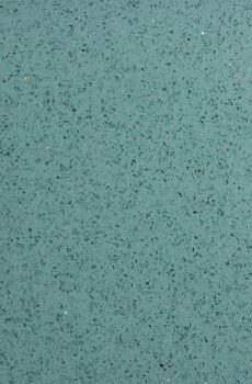 Star Stone Cyan Quartz Tile