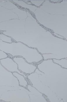 Calacatta Dark Lines Quartz Worktop