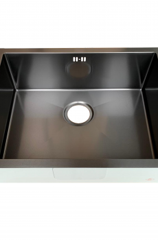 Stainless Steel Single Bowl Sink - Model B99 - MnM Stone UK